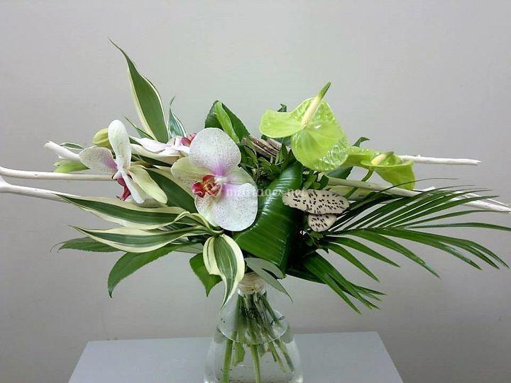 Bouquet d'accueil ou d'autel