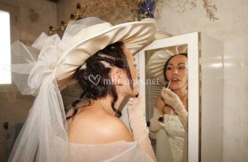 Portrait miroir