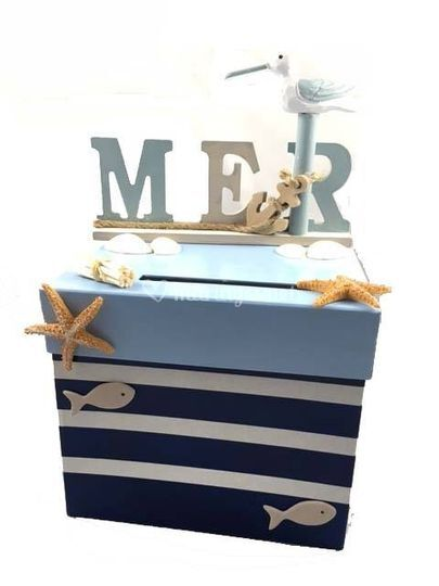 Urne Mariage Mer