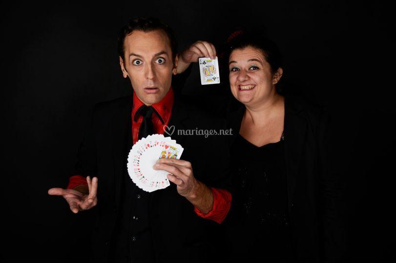 Stéphane Lydo - Magicien Illusionniste