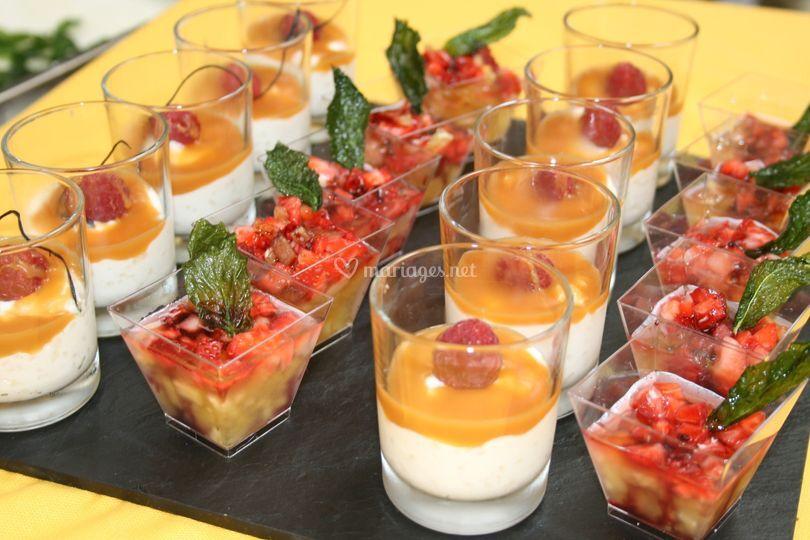 Sangria fraise ananas