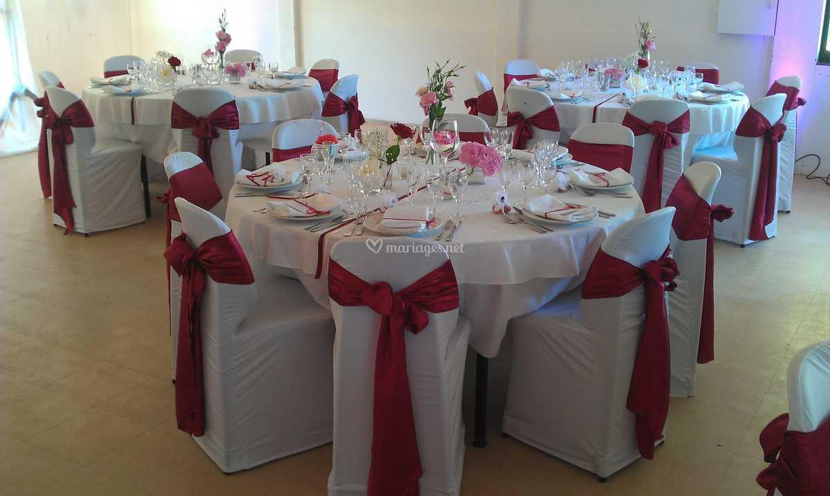 Salle de mariage La Fontaine