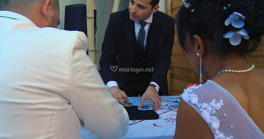 Mariage à Forcalquier