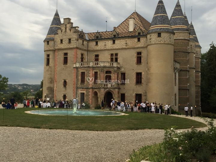 Au château de Pupetières !