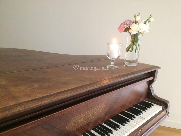 Piano bossa-nova Nice