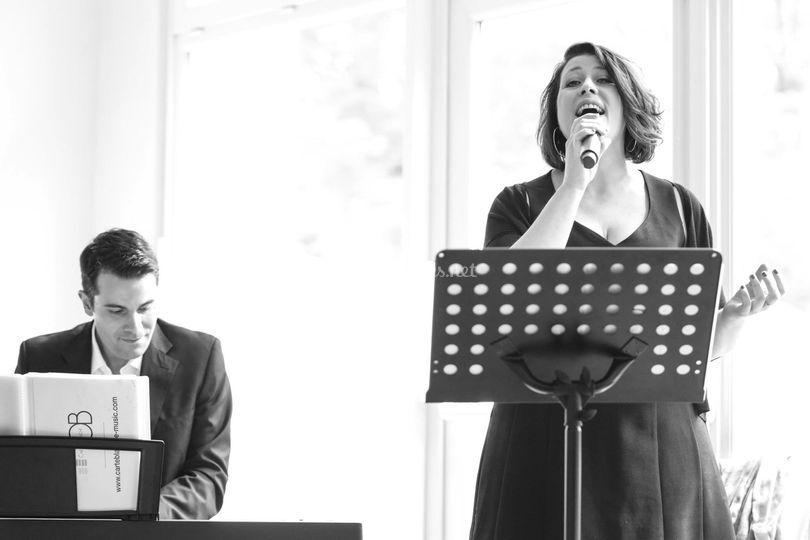 Chanteuse mariage S & Y