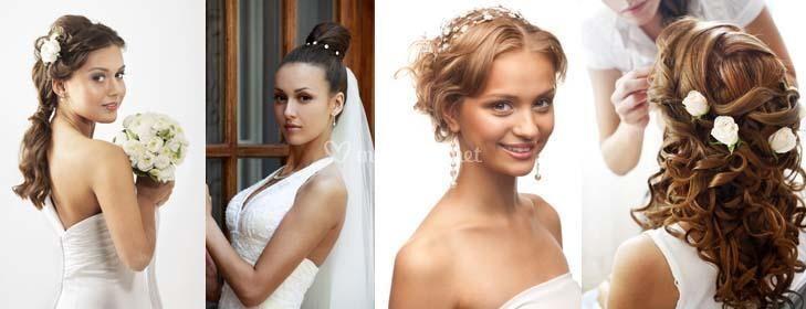 Création pour les mariées