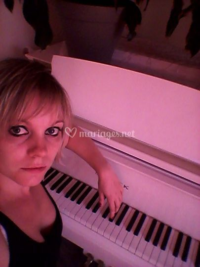 Pianiste chanteuse