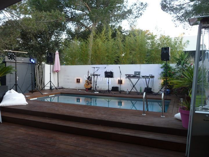 Matériel concert + DJ