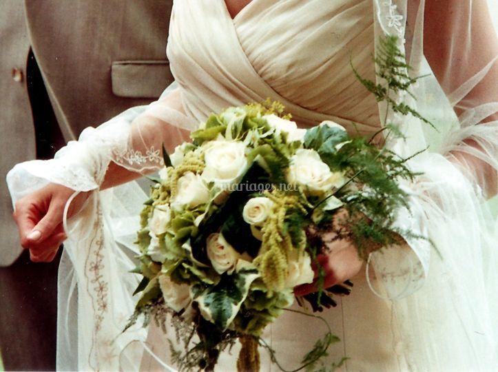 Bouquet fleurettes
