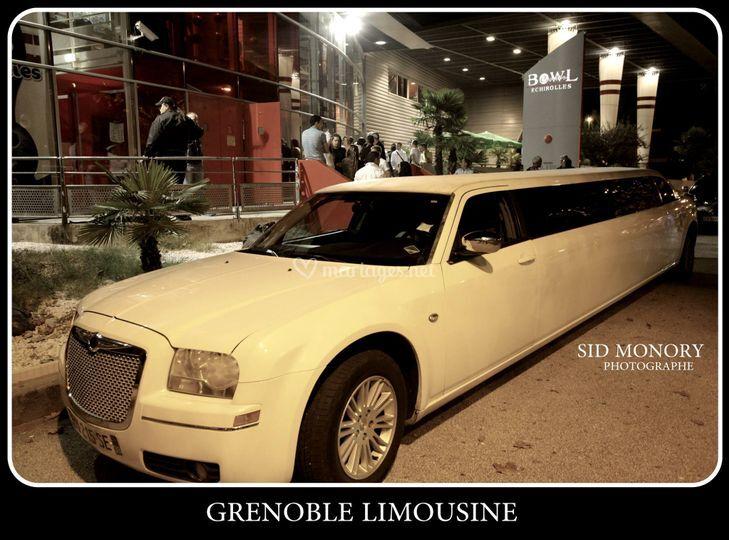 Grenoble Limousine
