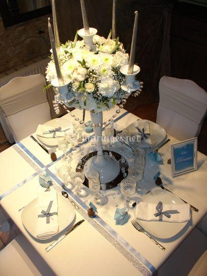 Chandelier mariage