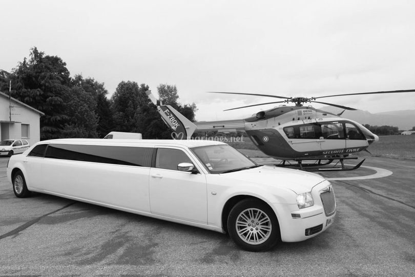 Grenoble Limousine Mariage Gre