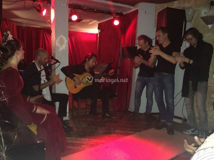 Flamenco Paris