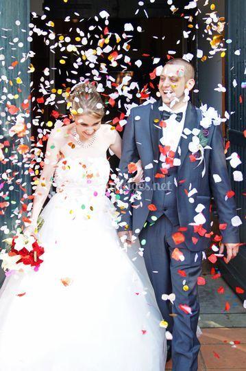 Mariage de Susana & Frédéric