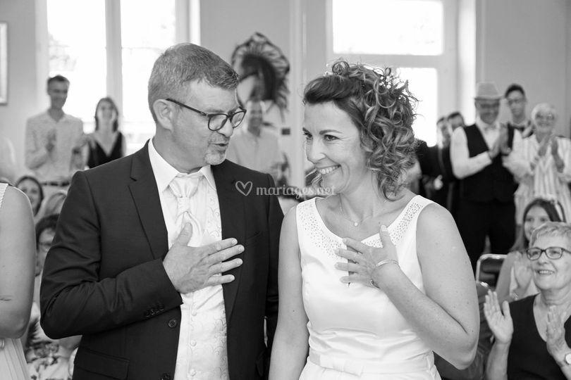 Mariage de Carole & Laurent
