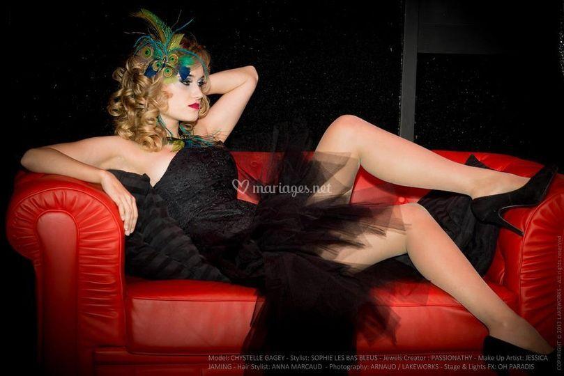 """2012 """"papillon de nuit"""""""
