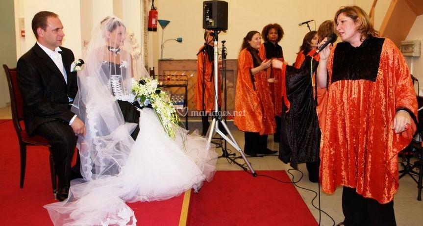 Les mariés et les chanteurs