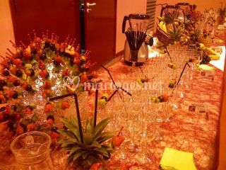Buffet cocktail mariage