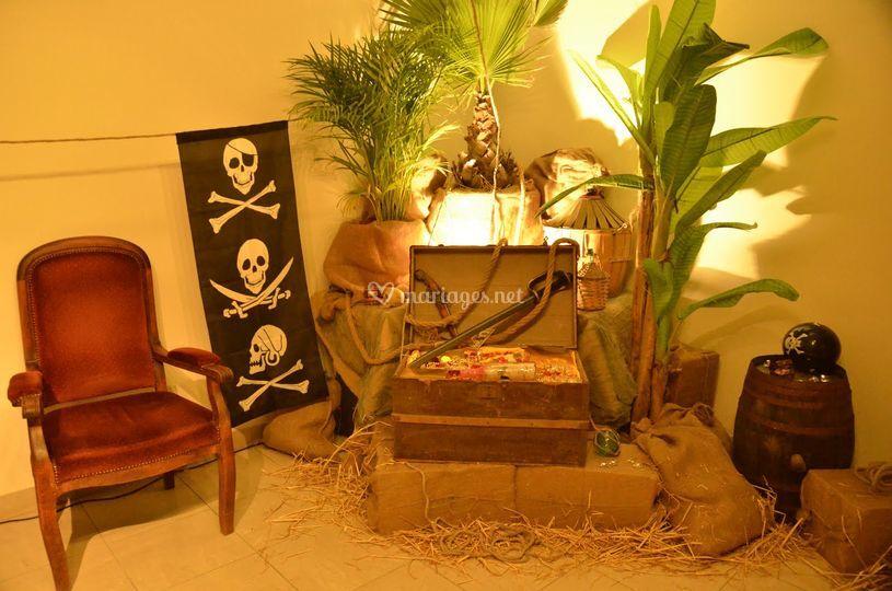 Th me pirates des caraibes de mc d coration photo 14 - Decoration pirate des caraibes ...