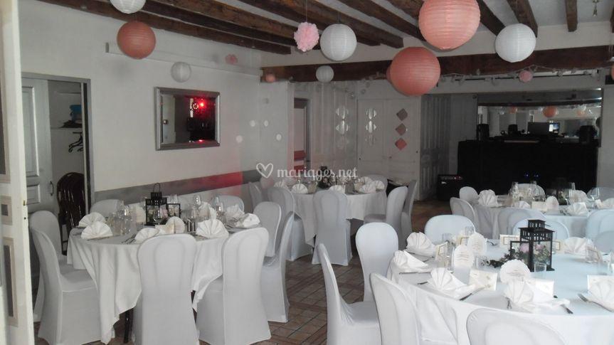 Petite salle de mariage