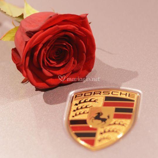 Mariage Porsche