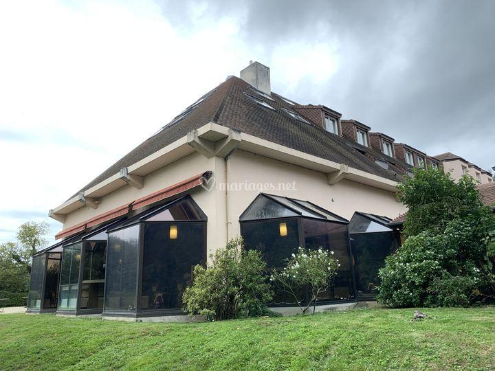 Extérieur restaurant