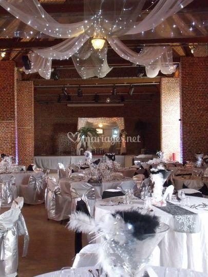 Idée décorations salle