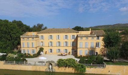 Le Château d'Ayguebelle 1
