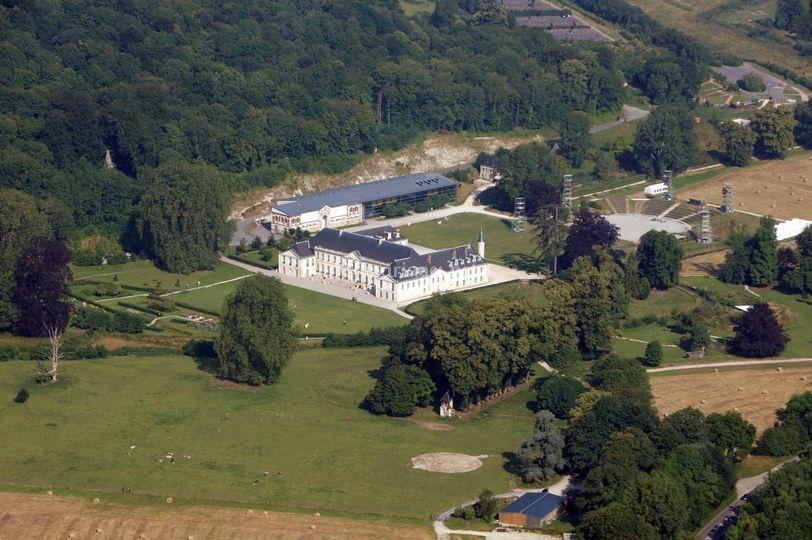Abbaye du Valasse - La Grande Halle