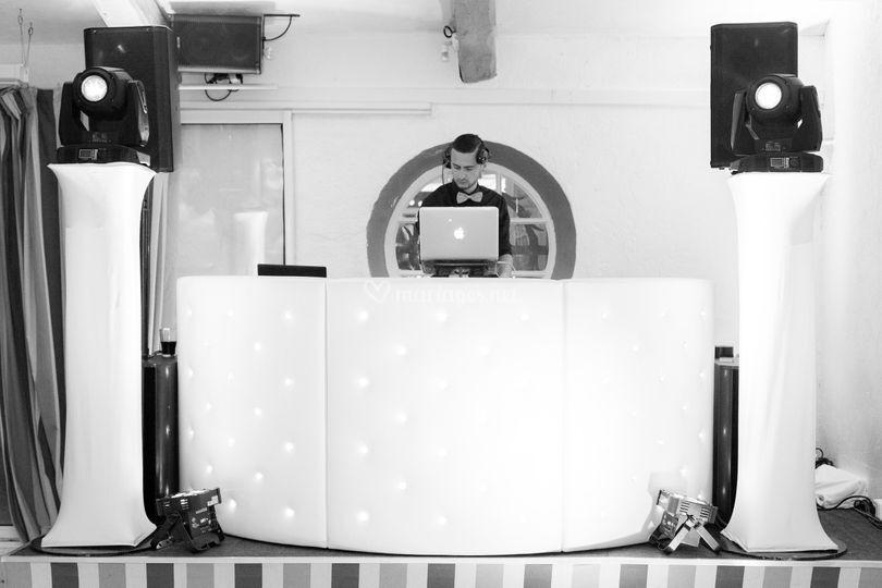 DJ @Mas des Bartavelles