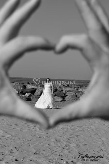 Le coeur du marié