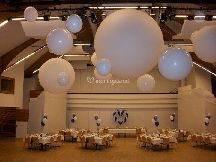 Salle Goethe 350m2