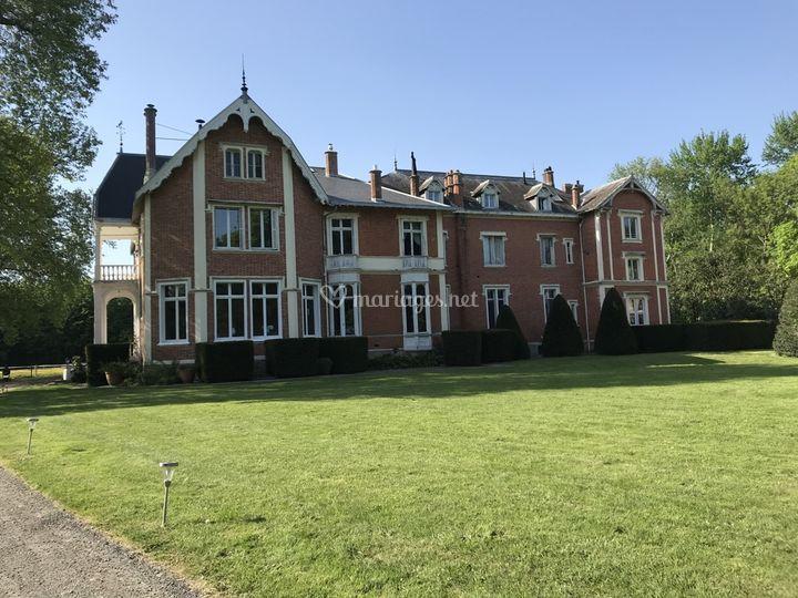 Le Château de Maison Blanche
