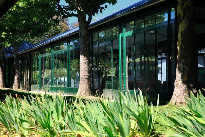 Jardin d 39 acclimatation - La grande verriere jardin d acclimatation ...