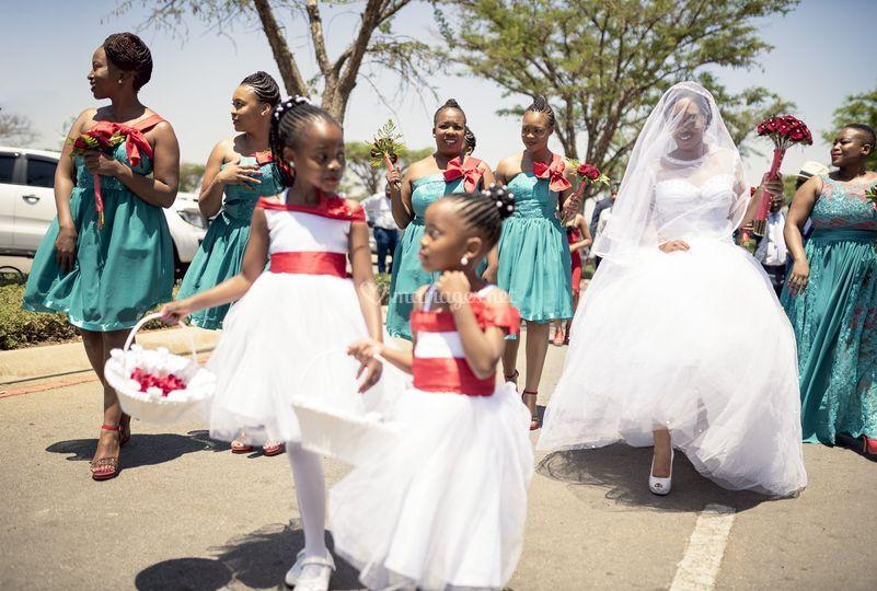 Mariage Afrique du Sud