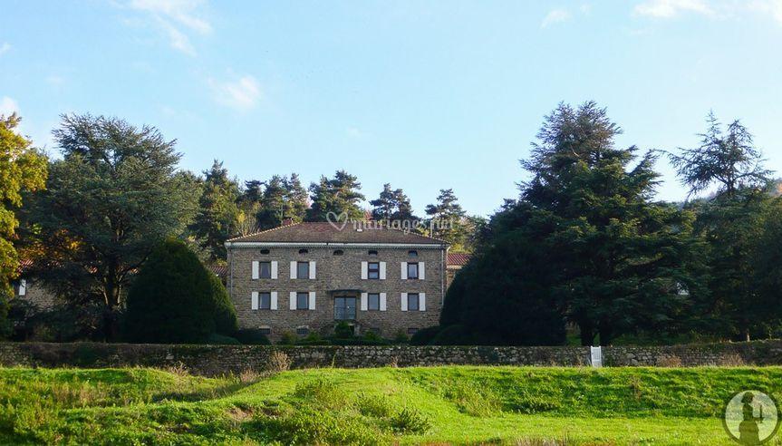 Le Chateau de Pralong