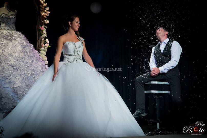 La Mariéeest  à l'honneur