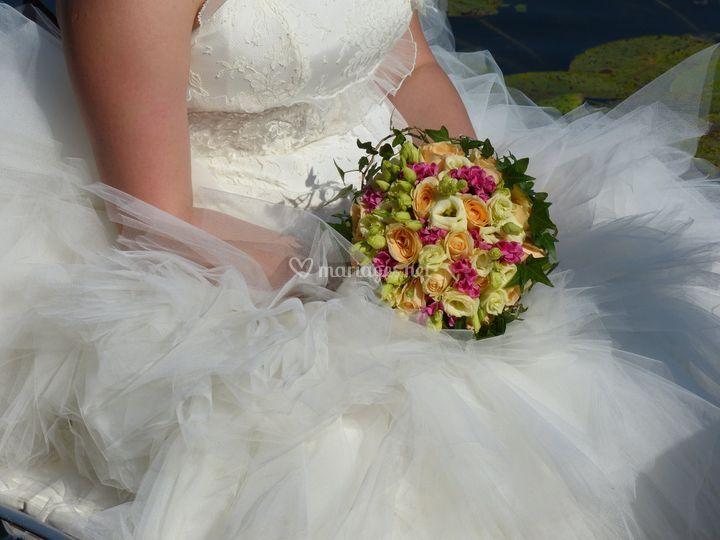 Orchis bouquet