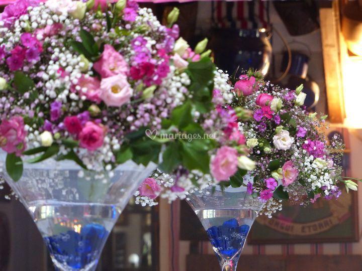 Orchis Vase martini