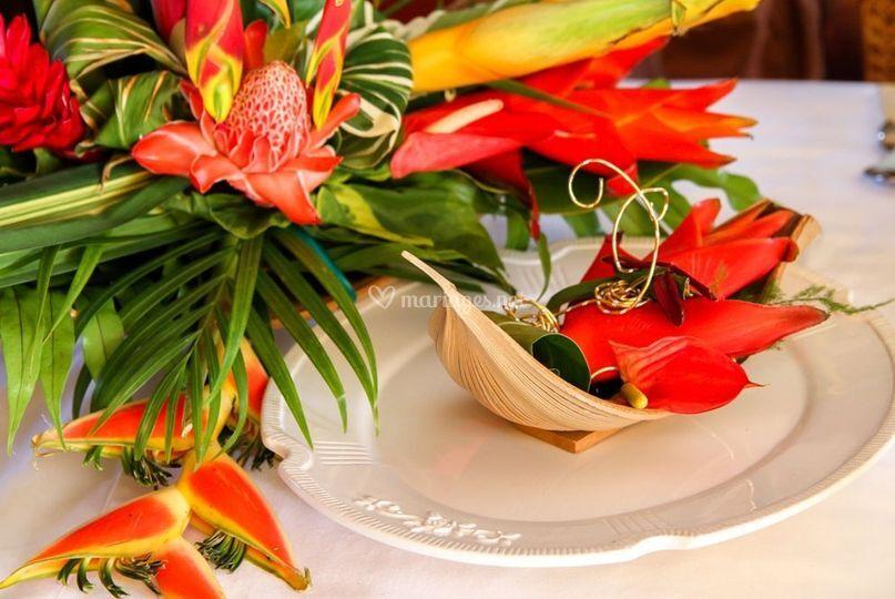 Bouquets de table