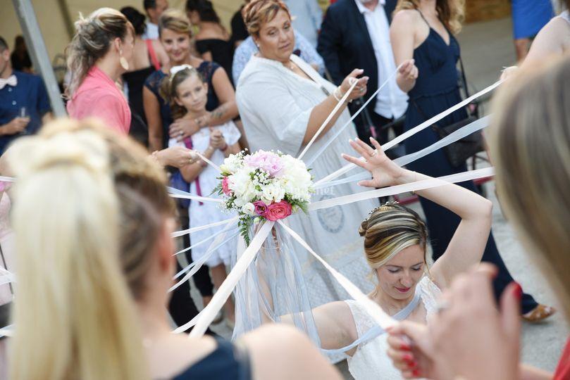 Tradition du bouquet