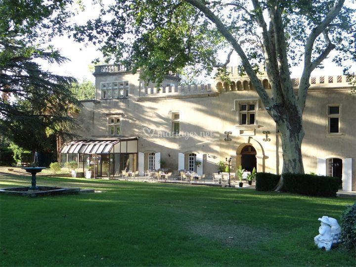 Château parc