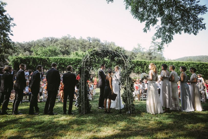 Mariage Rustic Cevennes