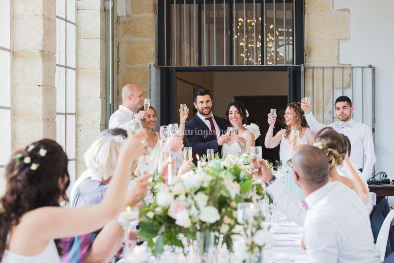 Mariage à la francaise