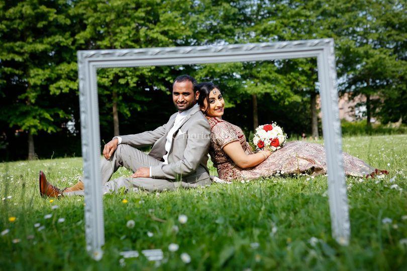 Pritha et Mithun
