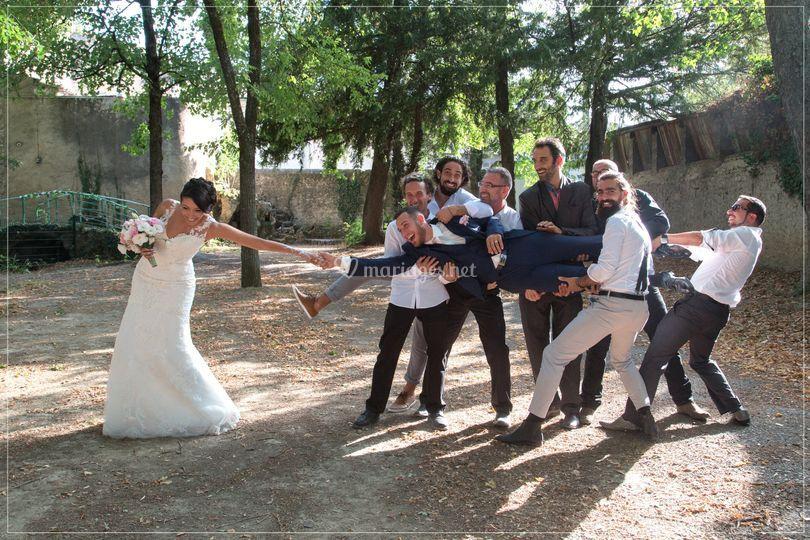 Mariage-groupe