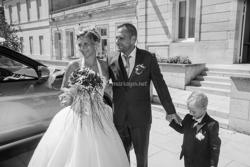 Photos mariage Gironde