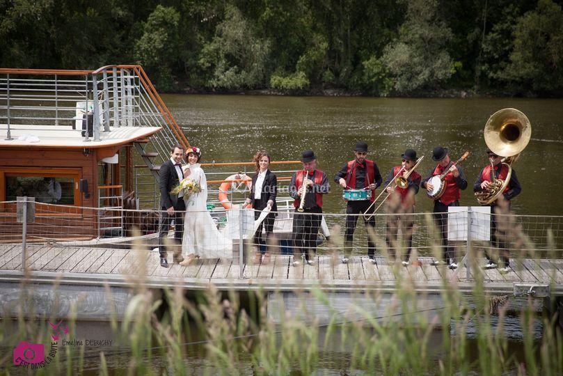 Un mariage Nouvelle-Orléans
