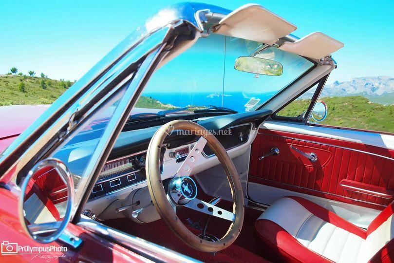 Mustang V8 Cabriolet 1965